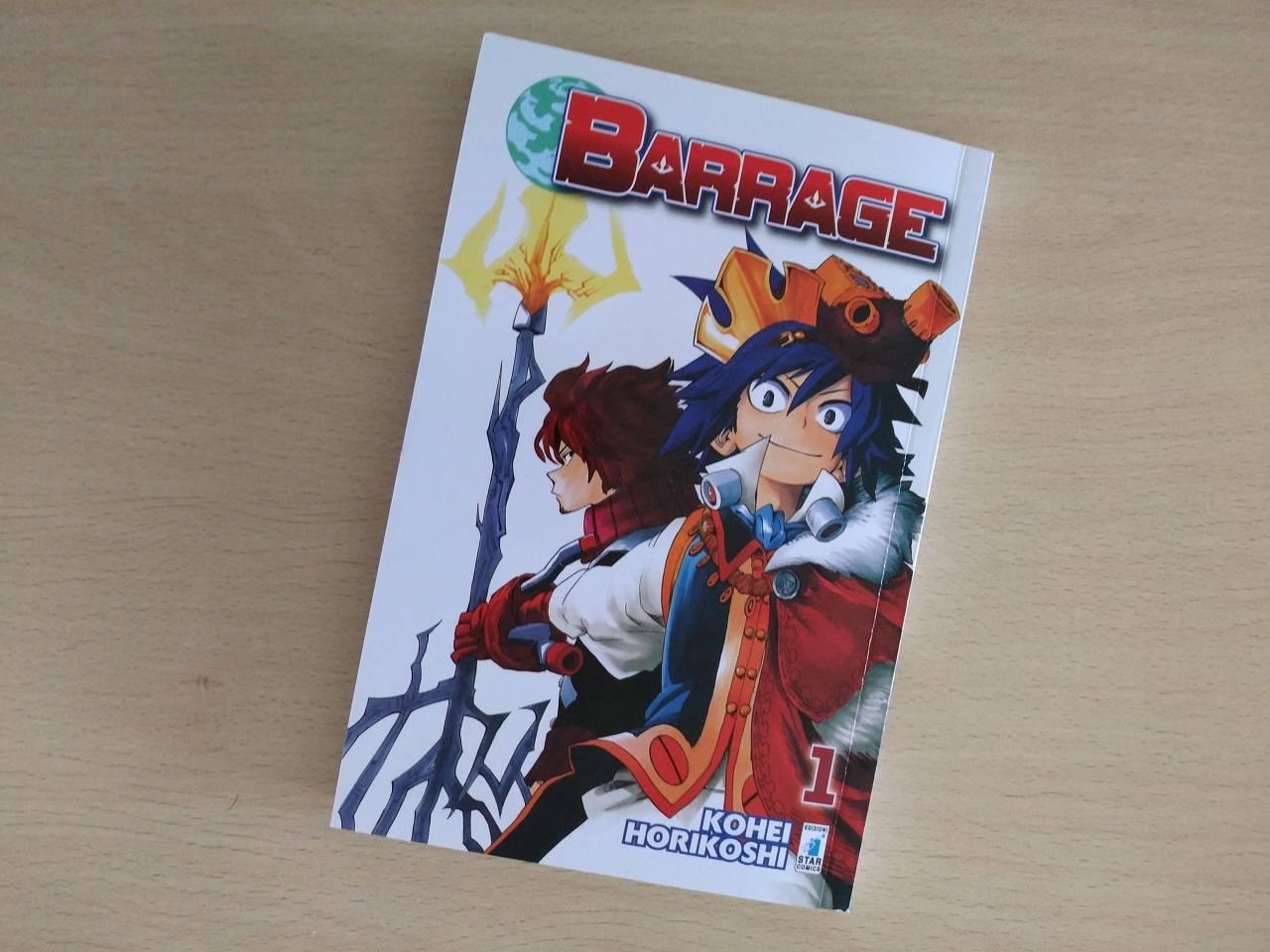 Barrage Volume 1