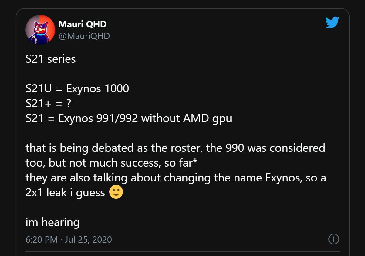 Exynos 1000