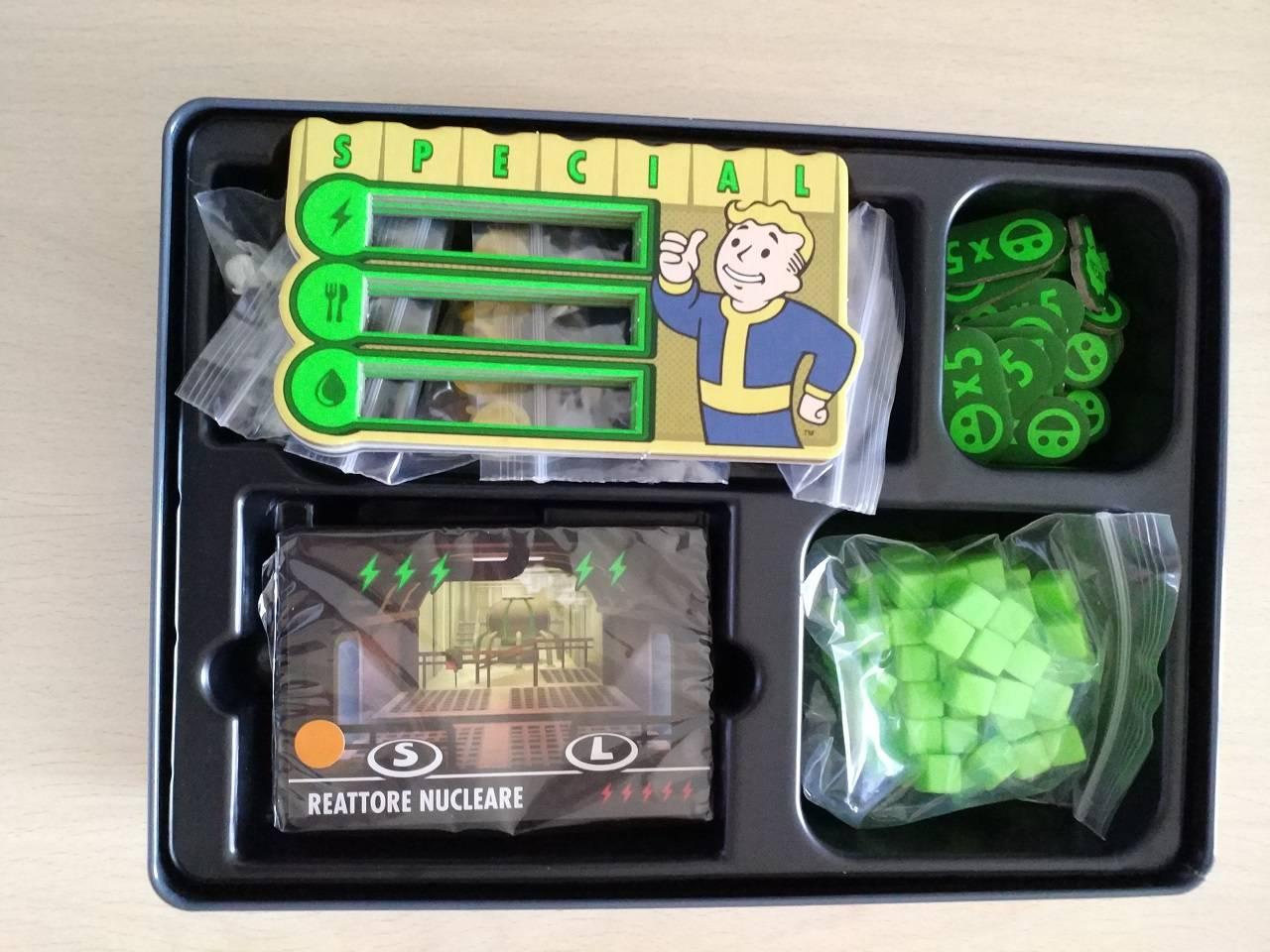 Fallout Shelter: Il gioco da tavolo