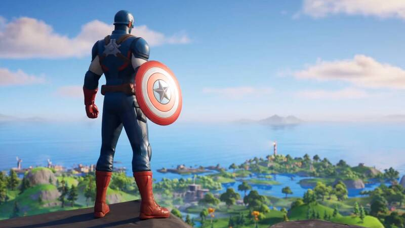 Fortnite Season 4: will there also be Iron Man and Hulk?