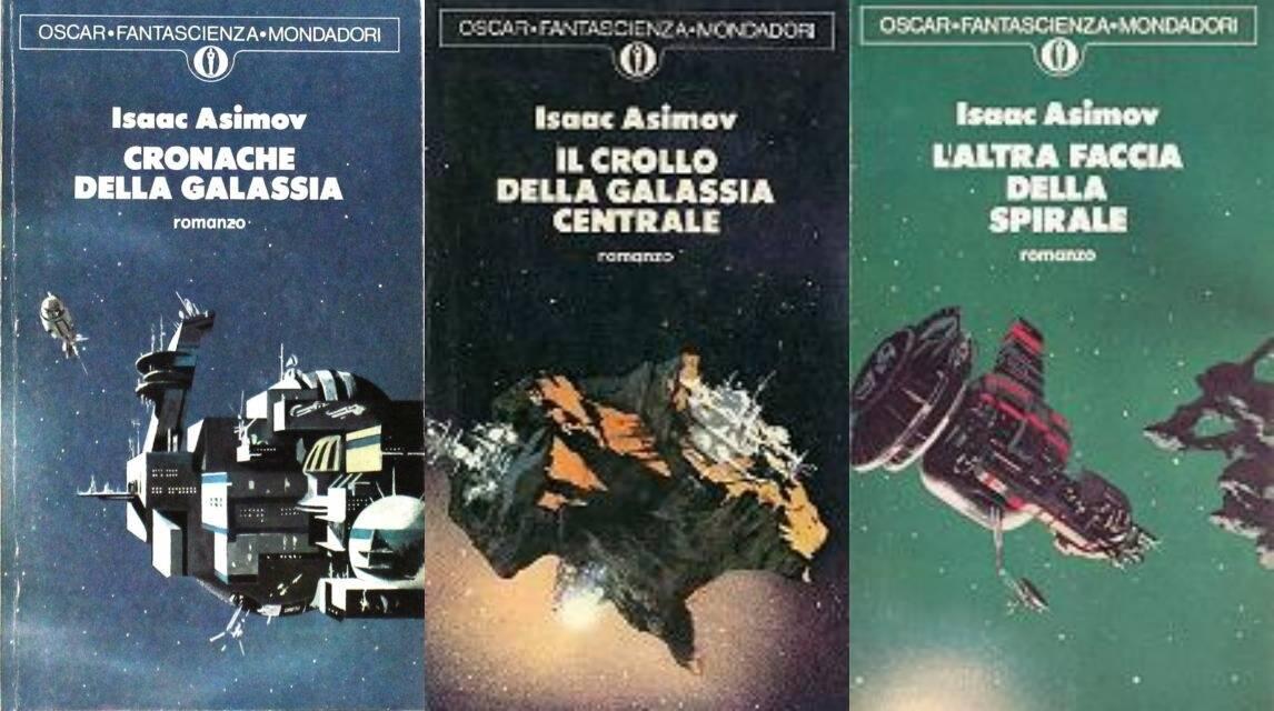 La Trilogia Galattica di Isaac Asimov