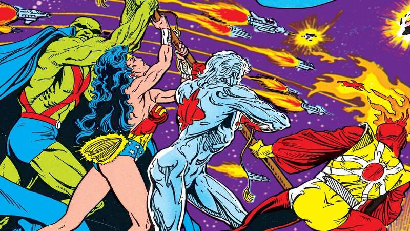 Great DC Events: Invasion! (1989)