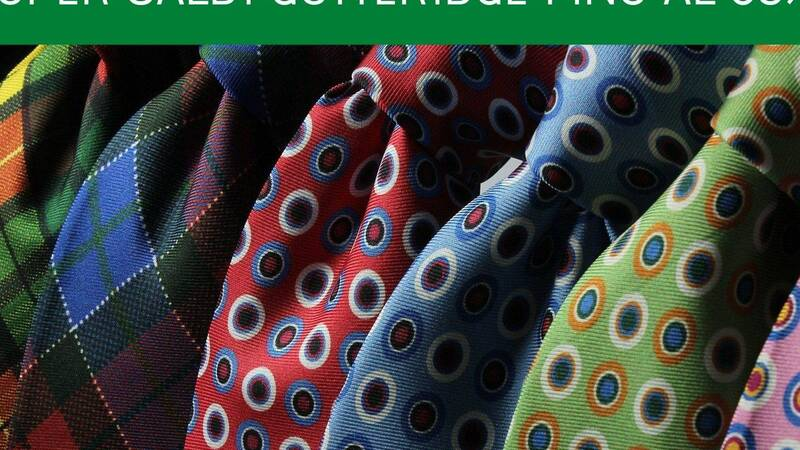 Super Gutteridge Sale: up to 80% discount on polo shirts, jackets and more