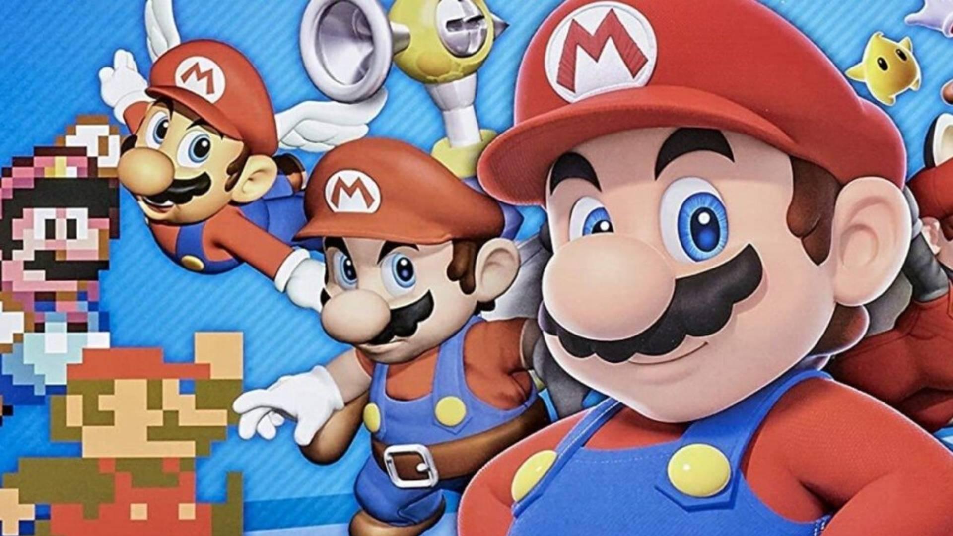 Hasbro Super Mario
