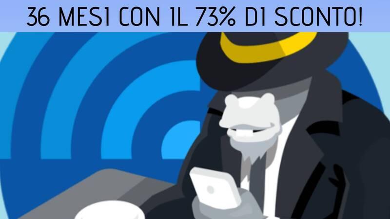 HideMyAss VPN: 73% off the 36 month plan