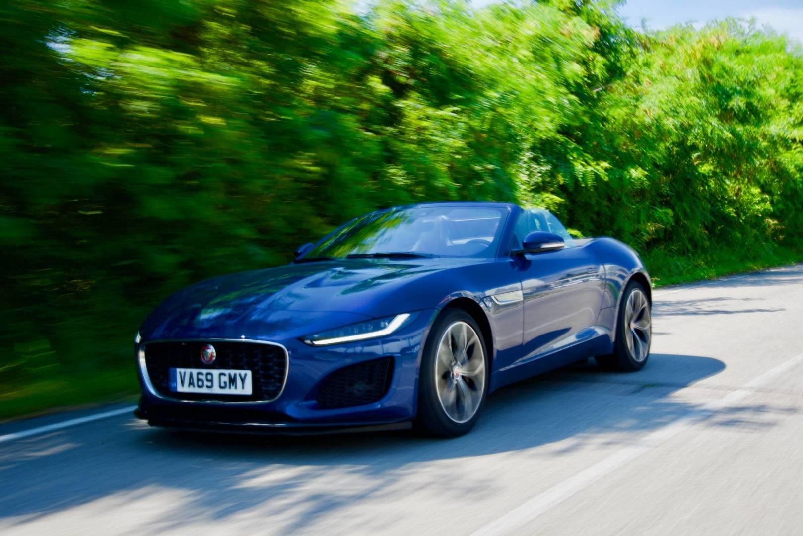 Jaguar F-Type: preview