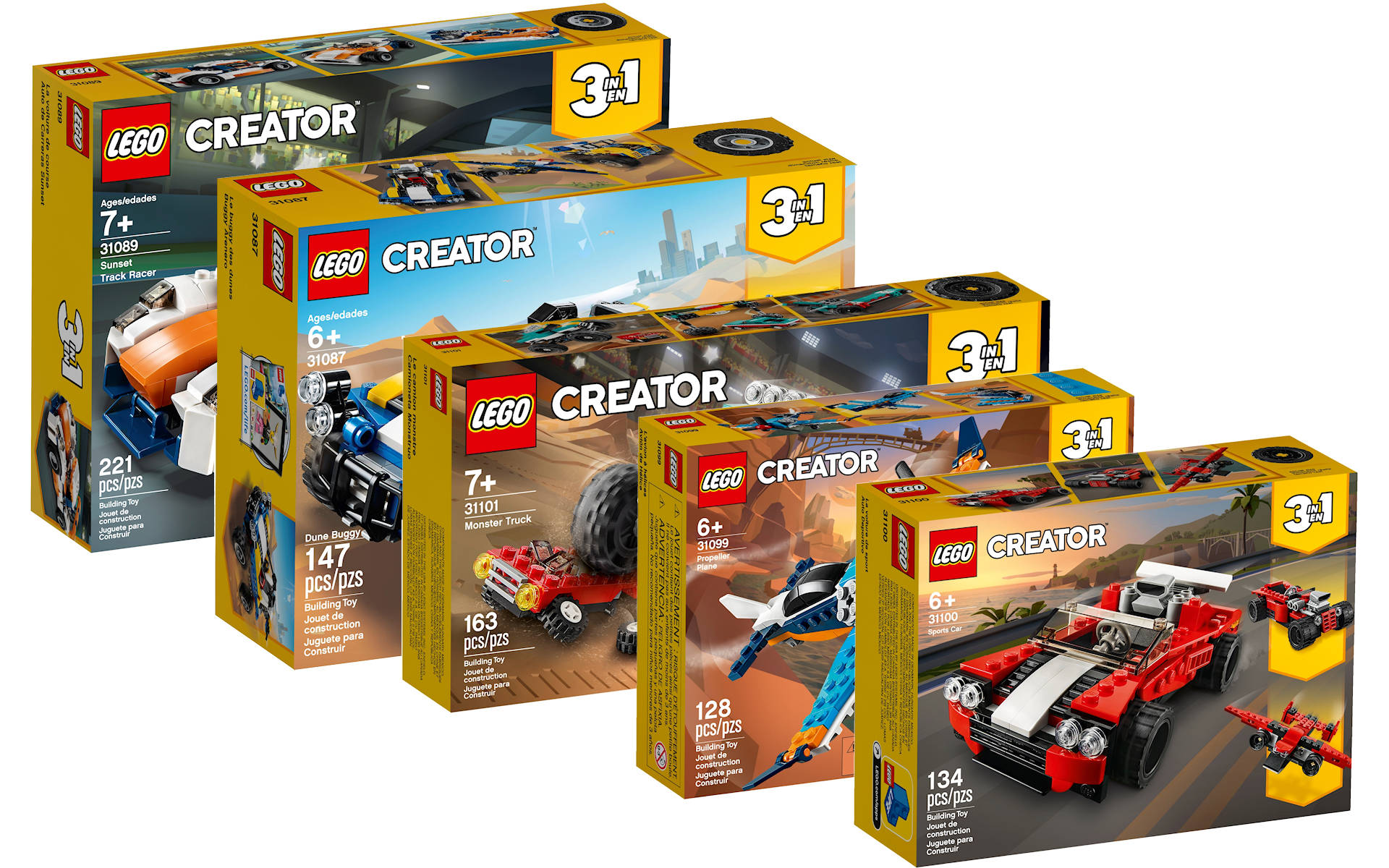 LEGO Less then 20 euros