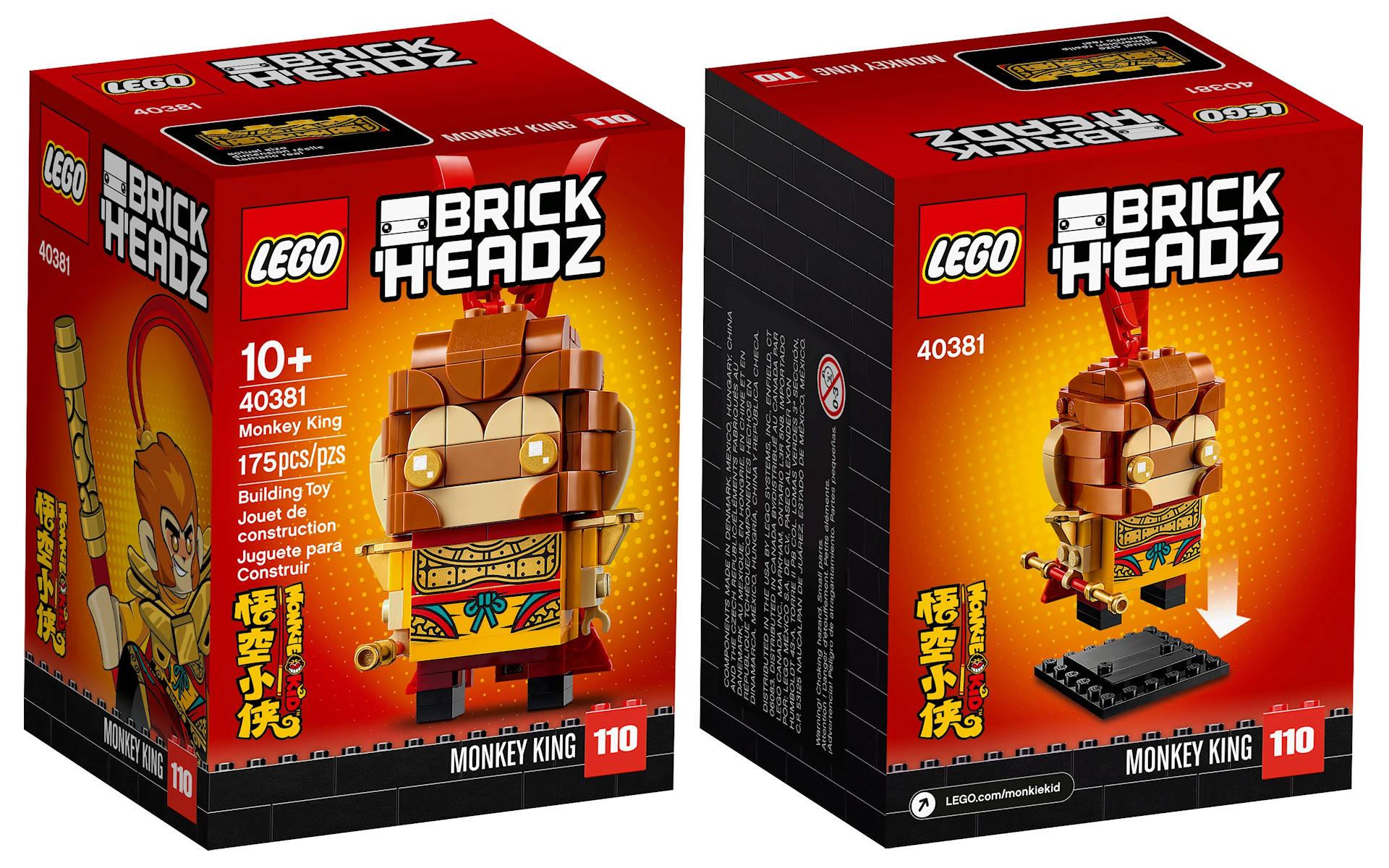 LEGO Monkie Kid II Wave