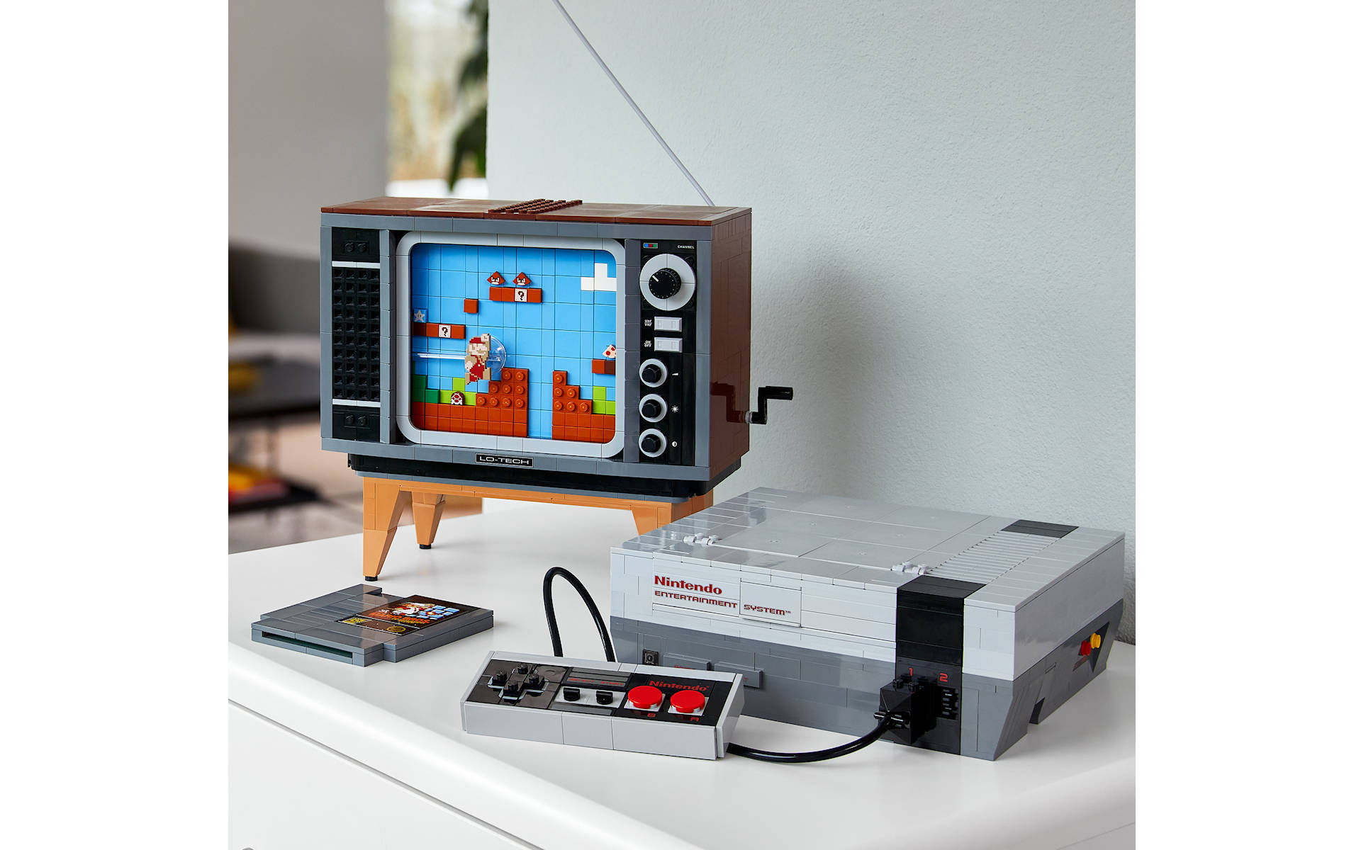 LEGO Nintendo Entertainment System (NES)