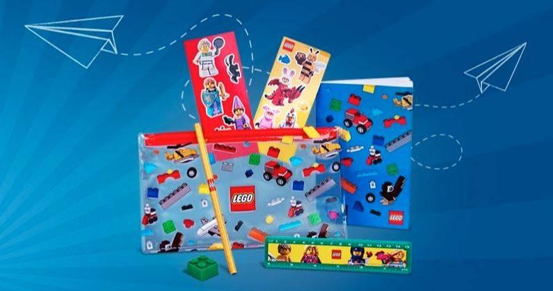 LEGO Ritorno a scuola