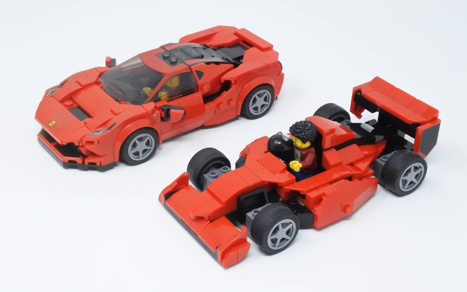 LEGO Speed Champions in Formula1