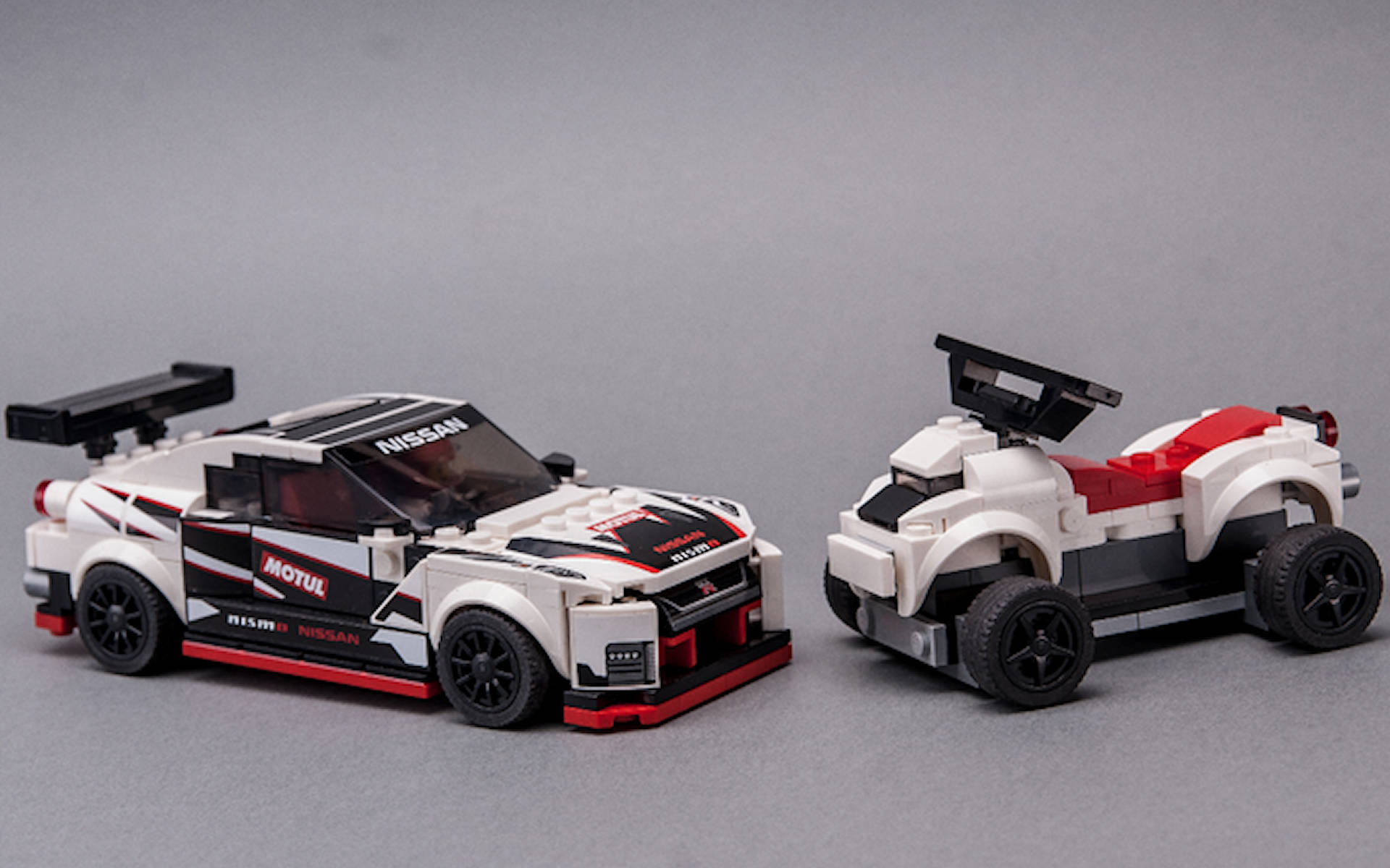 LEGO Speed Champions Quadbike