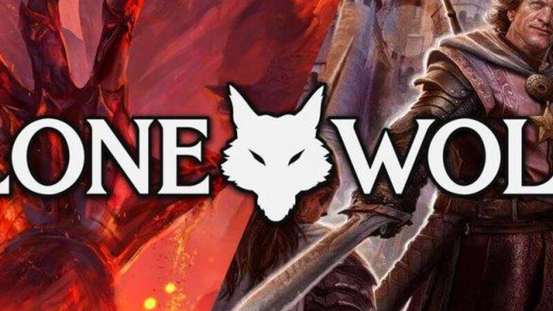 The Lone Wolf saga: from the game books to the TV series
