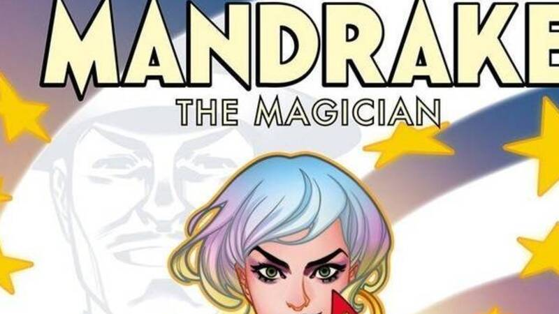 Legacy of Mandrake: The Magician will have a girl as the protagonist