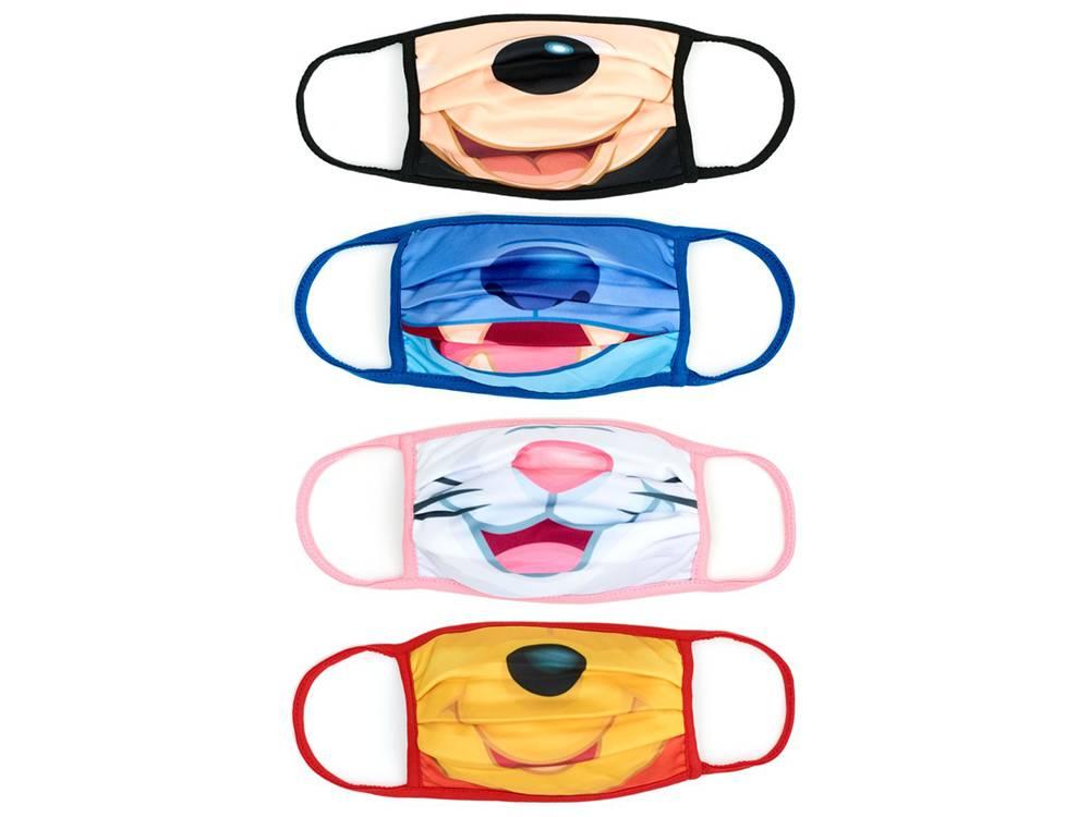 mascherine in tessuto Disney