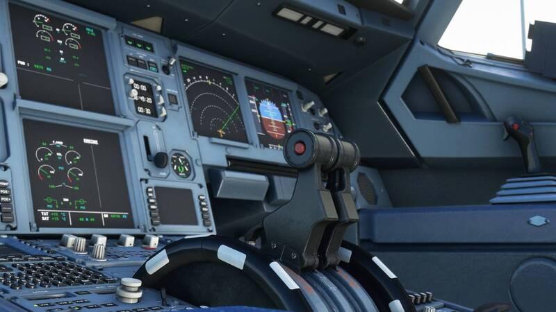 Microsoft Flight Simulator: supporto VR  …