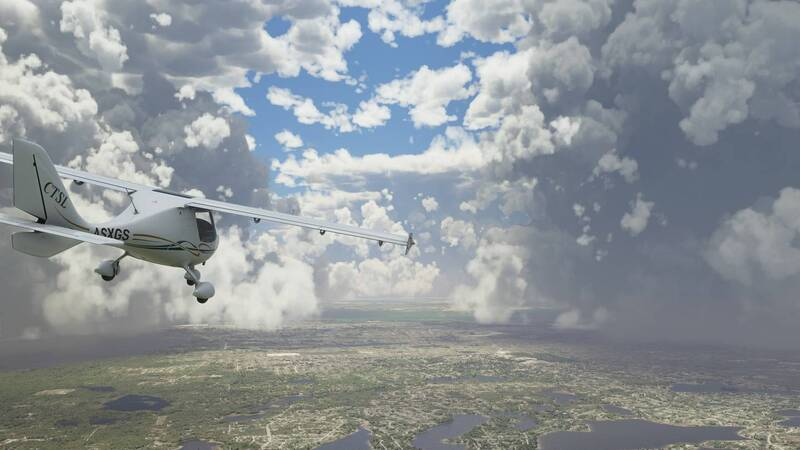 Microsoft Flight Simulator: an Italian created an extraordinary tool!