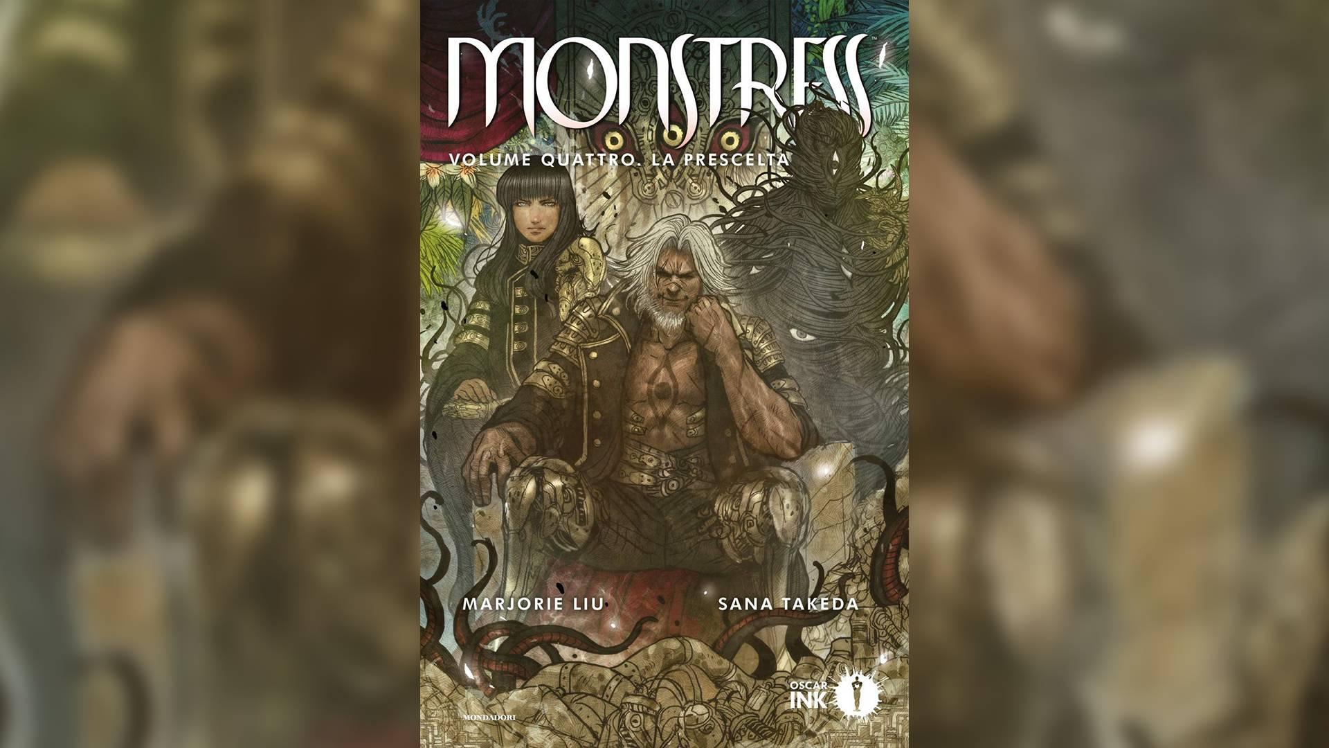 Monstress Vol. 4 - La Prescelta
