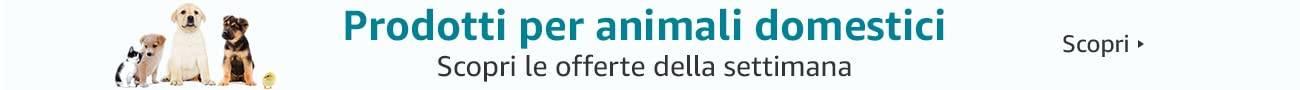 Offerte animali Amazon