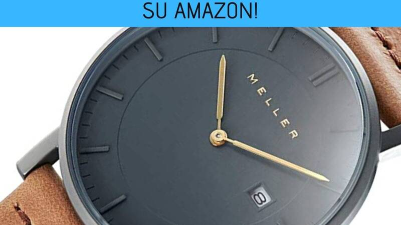 40% discount on Meller watches and sunglasses on Amazon!