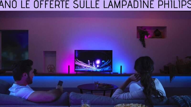 Tornano le offerte Philips HUE su Amazon: lampadine smart a prezzi imperdibili!
