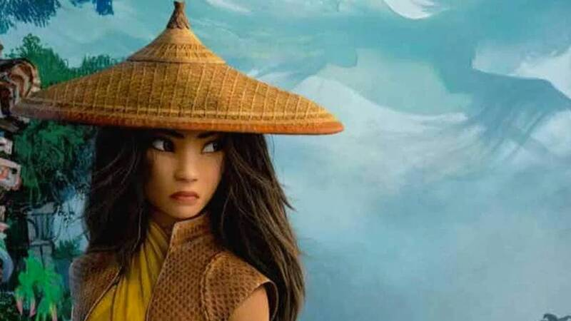 Raya and the Last Dragon: here is the first image of the Disney movie