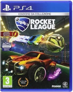 Rocket League cover piccola