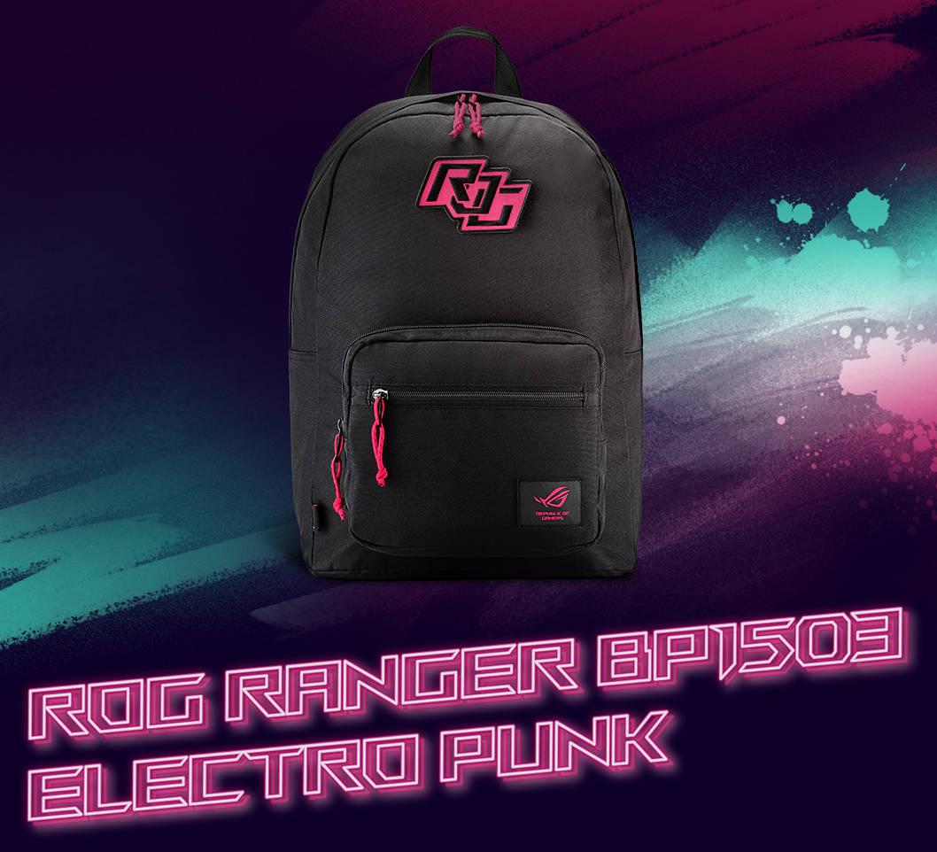 ROG Ranger BP1503 Electro Punk