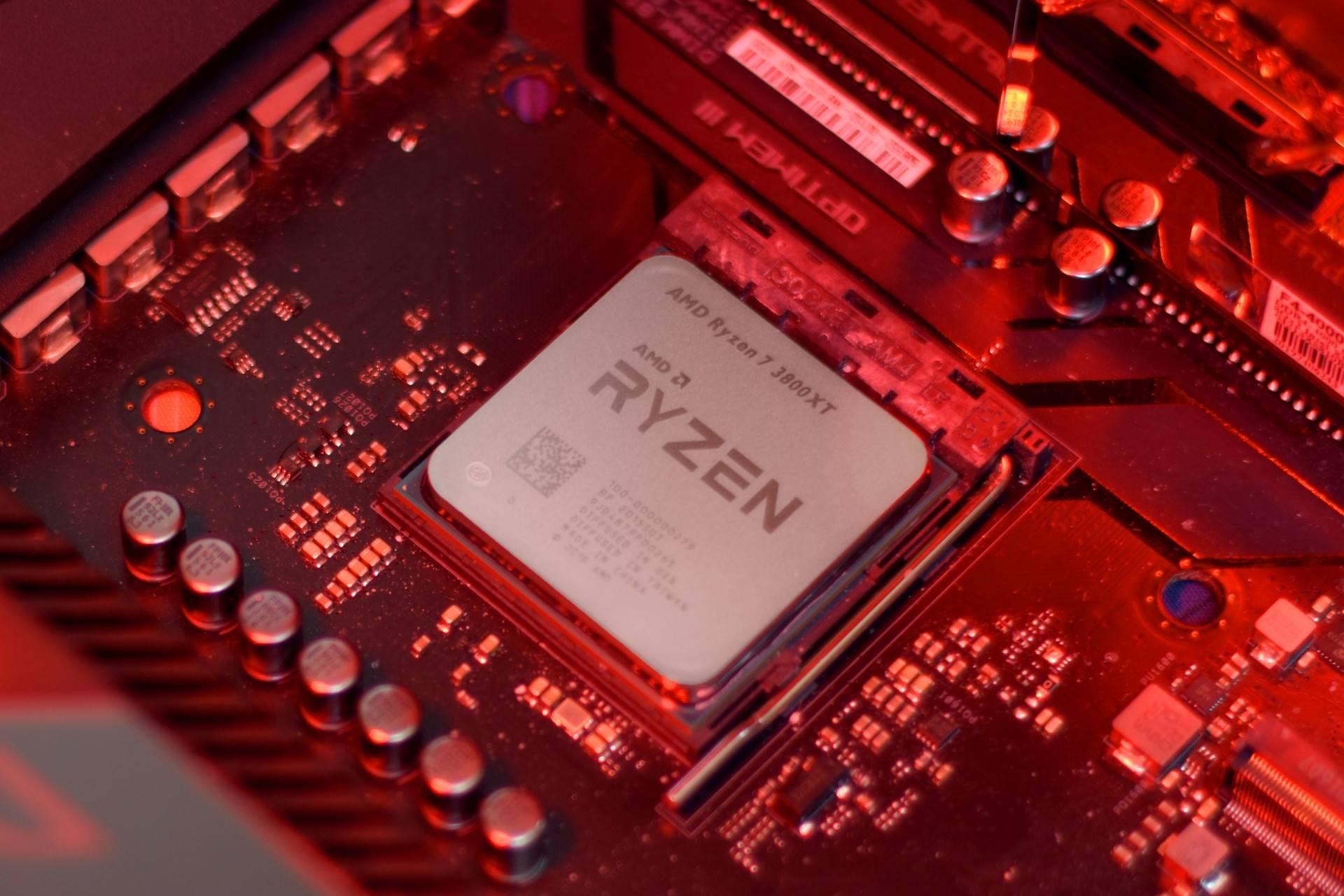 Ryzen 9 3900XT - Ryzen 7 3800XT - Ryzen 5 3600XT