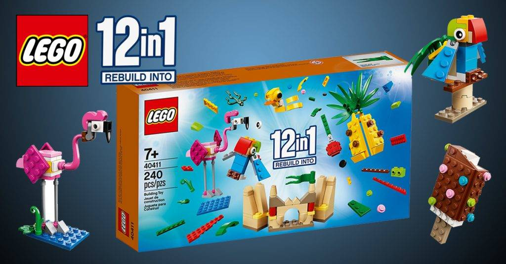 Set Lego 12 in 1