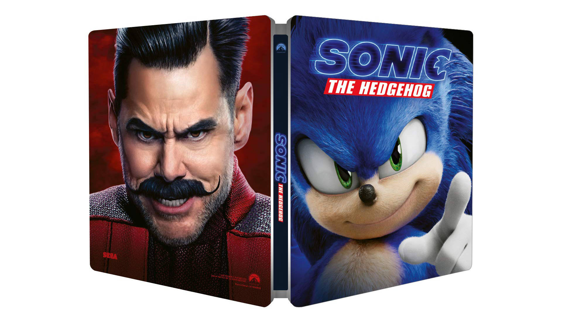Sonic - Il Film Blu-Ray