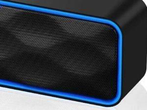 speaker ZoeeTree S1