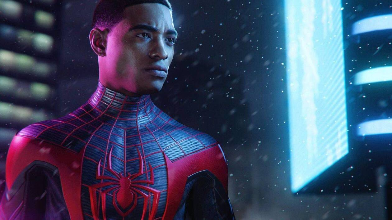 Marvel's Spider-Man Miles Morales: gameplay del gioco PS5
