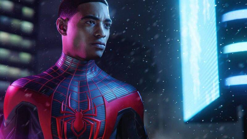 Marvel's Spider-Man Miles Morales the awesome 4K launch trailer