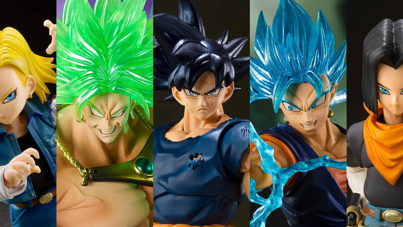 Dragon Ball, how to buy the new special editions of Tamashii Nations