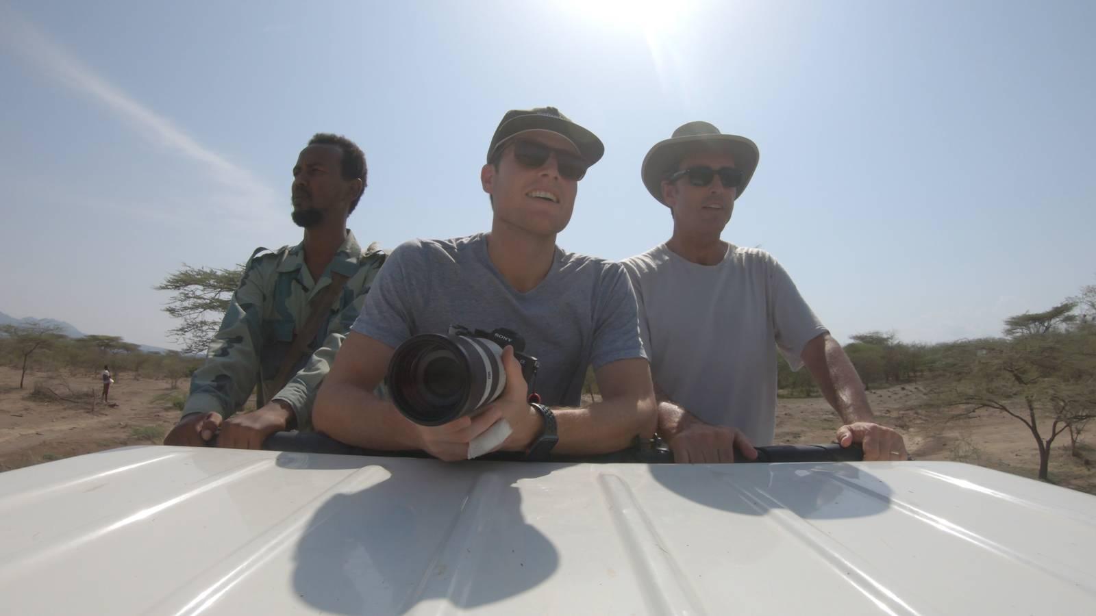 Turisti Curiosi con Bob e Mack Woodruff 1