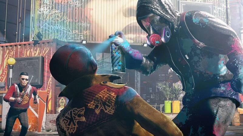 Watch Dogs Legion: Ubisoft title source code stolen
