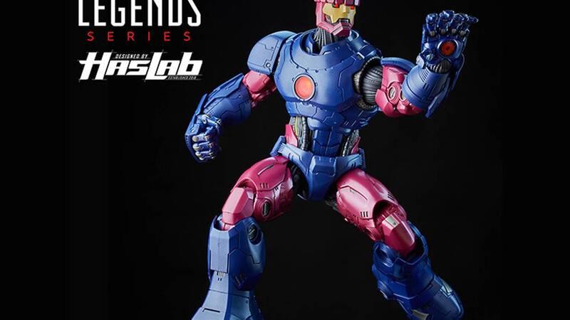 X-Men Legends Marvel's Sentinel: pre-orders on Zavvi open