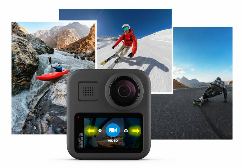 Action Cam GoPro Max