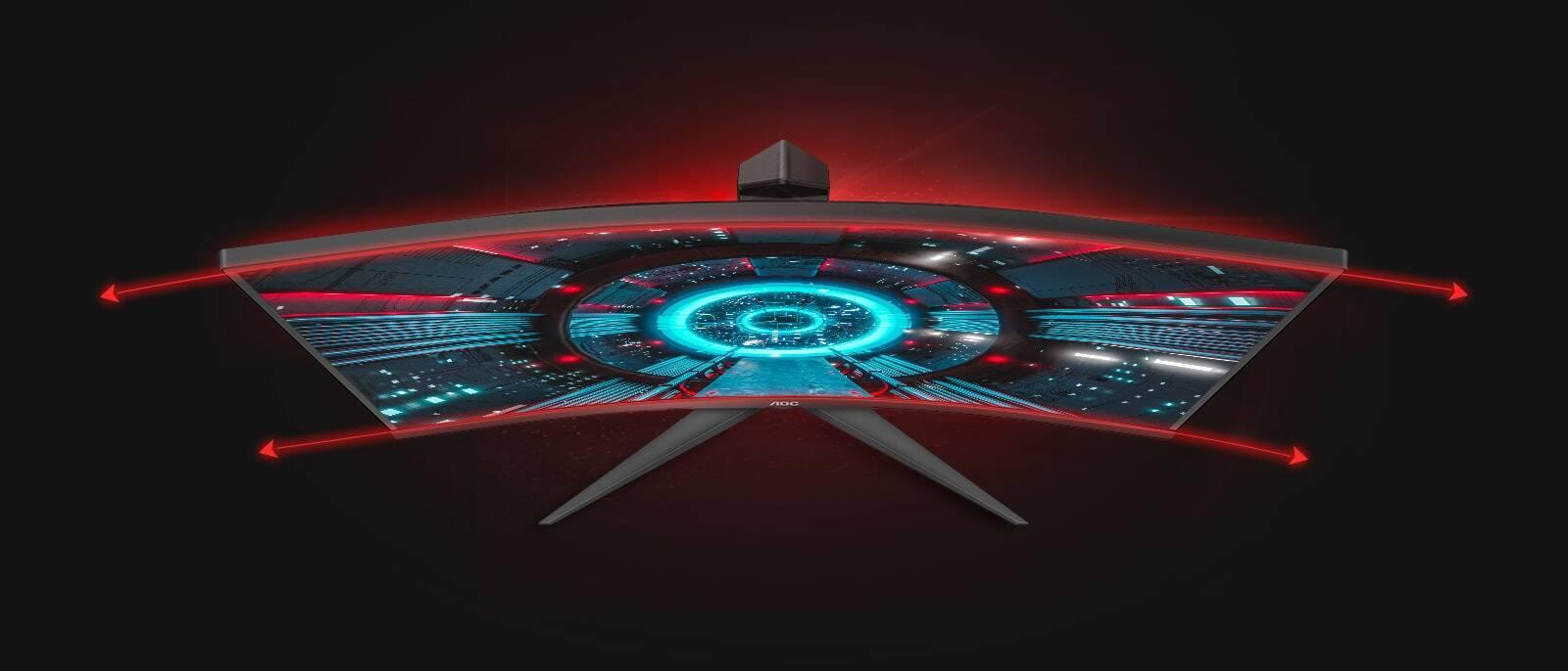 AOC G2 series monitor