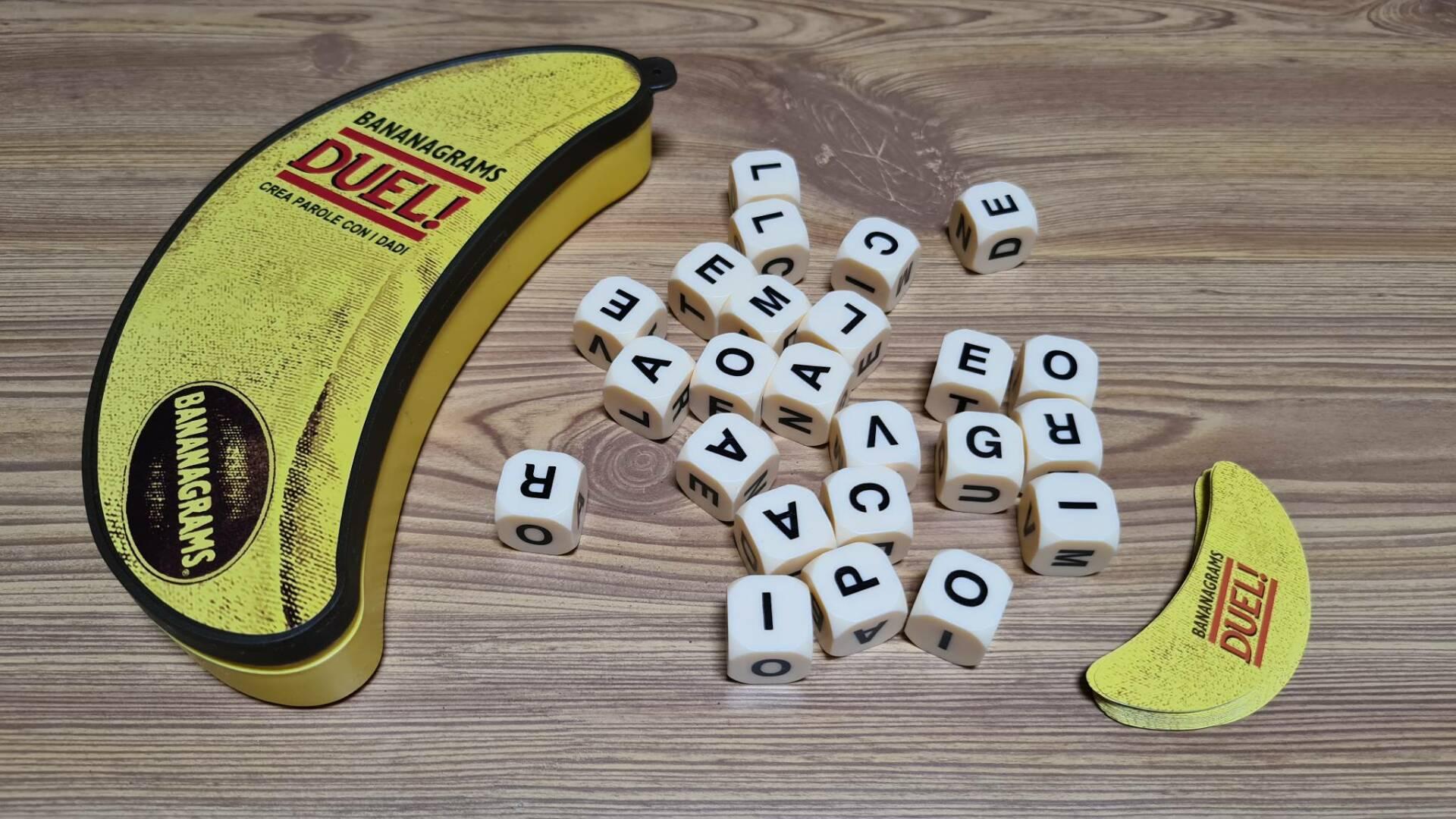 Bananagrams – Duel