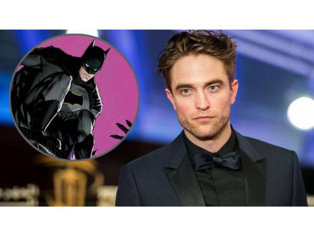 Batman Pattinson