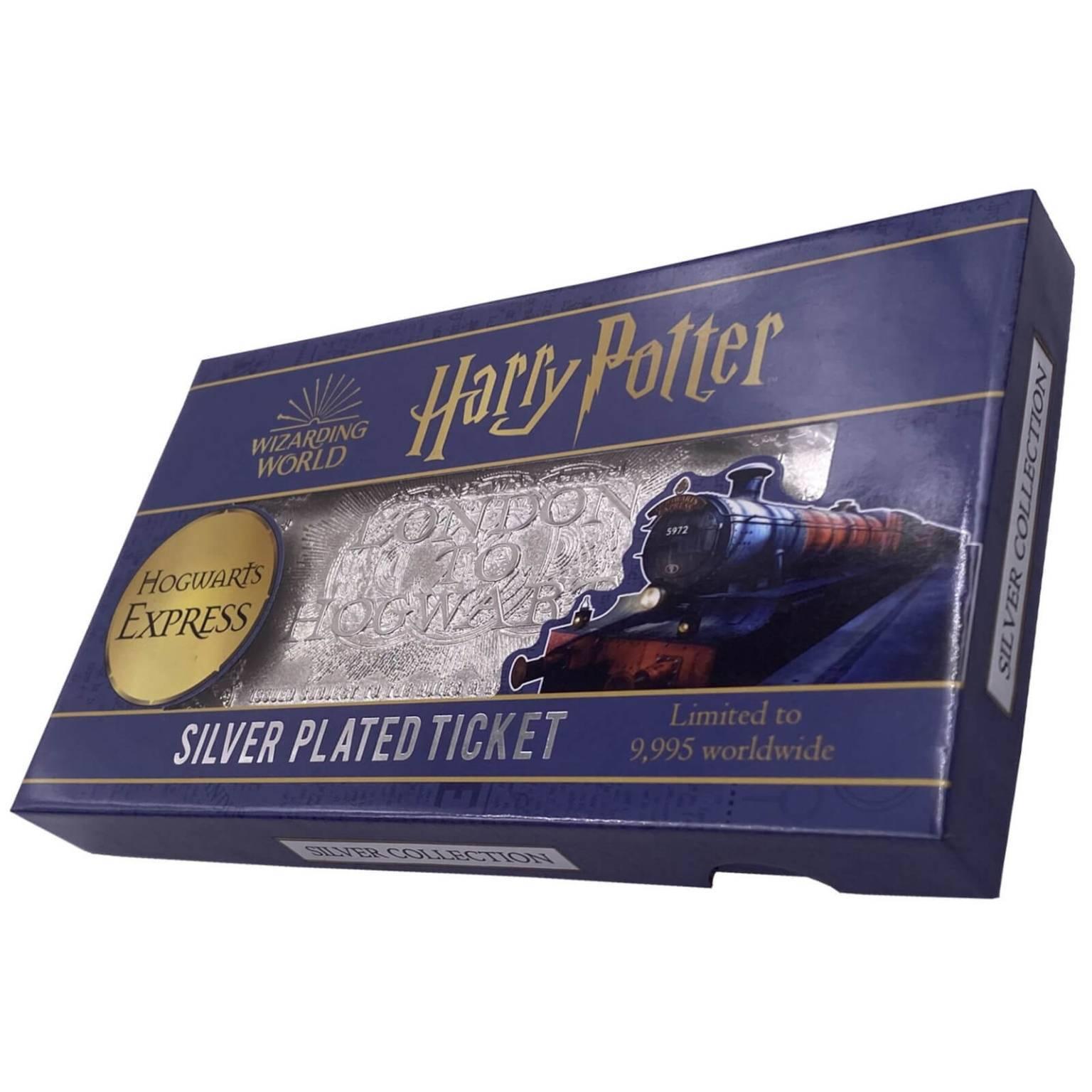 biglietto Hogwarts Express