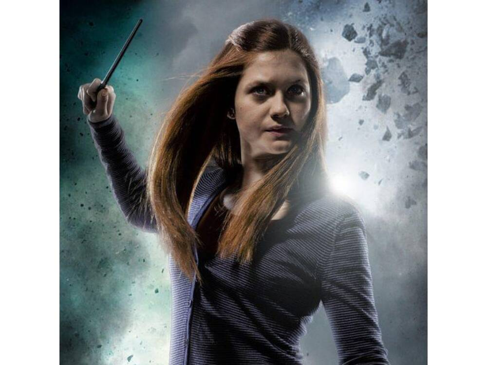 Buon compleanno Ginny Weasley