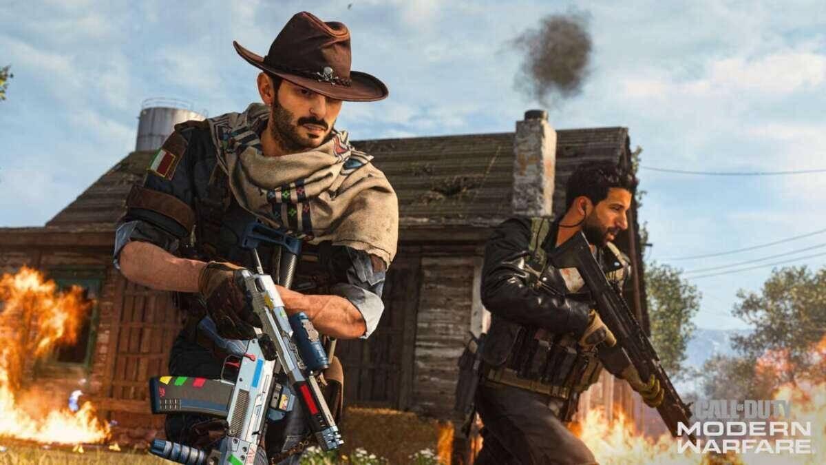 Call of Duty Warzone Call of Duty Modern Warfare rovazzi operatore