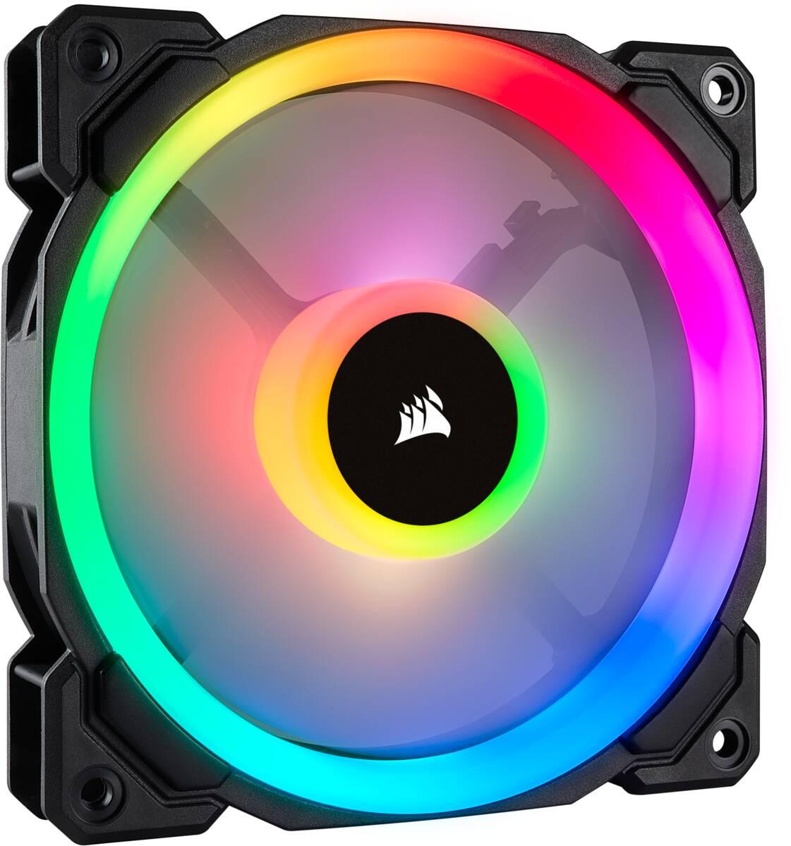 Corsair LL RGB PWM Le migliori ventole per PC