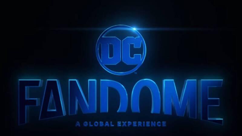 DC FanDome: all the news announced