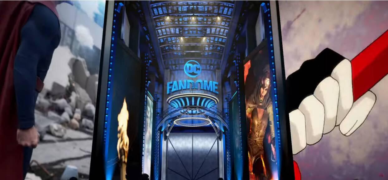 Doppio appuntamento DC FanDome