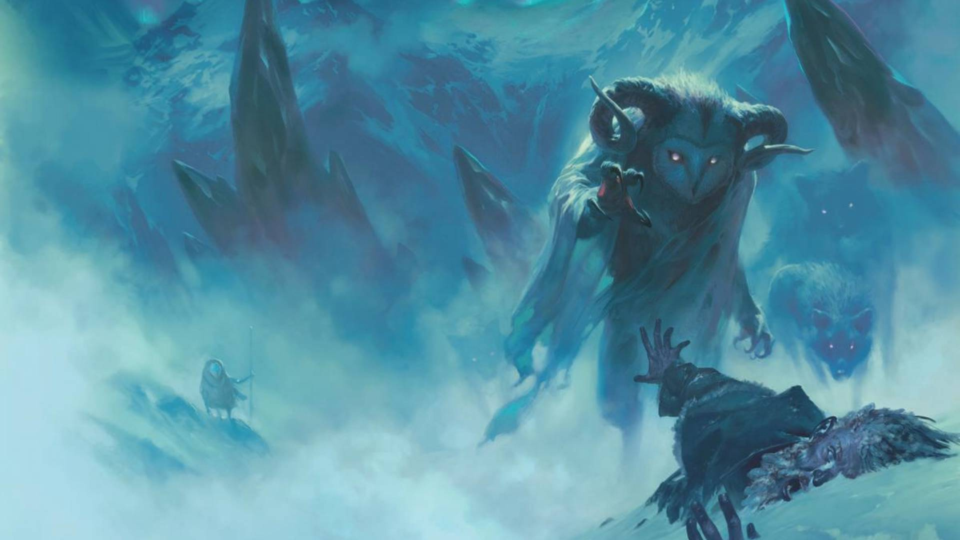 Dungeons and Dragons Icewind