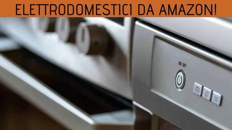 Offers on small and large appliances on Amazon!